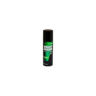 Right Guard sport anti perspirant deodorant, fresh - 10 oz