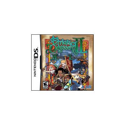 Etrian Odyssey II: Heroes of Lagaard (NIntendo DS)