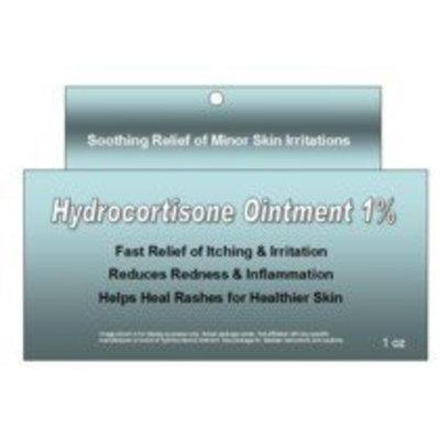 Hydrocortisone 1 Percent Maximum Strength Anti-Itch Ointment, OTC By Taro - 1 Oz