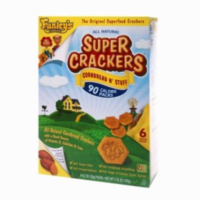 Funley's Delicious Super Crackers Cornbread n` Stuff