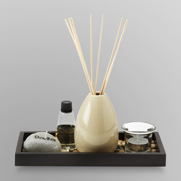 Circle Imports Inc. Essential Home Dream Oil Reed Diffuser Set Jasmine - CIRCLE IMPORTS INC.