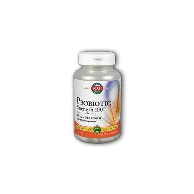 Probiotic Strength 100 Kal 60 VCaps