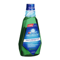 Crest Pro-Health Alcohol Free Multi-Protection Oral Rinse Cool Wintergreen