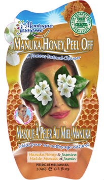 Montagne Jeunesse: Manuka Honey Peel Off