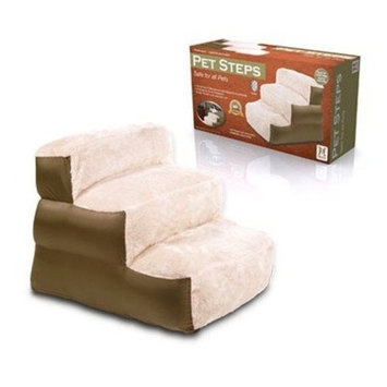 Hugs Pet Products 3 Step Pet Stair