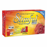 Slimful Sinfully Delicious 90 Calorie Chew Very Berry