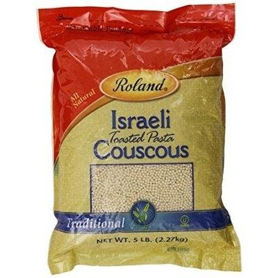 Roland Israeli Couscous, 5-Pounds Bag