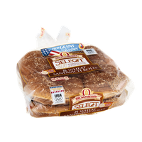 Brownberry Select Rolls Sandwich Wheat - 8 CT