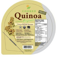 Minsley: Cooked Organic Quinoa 12/4.2 Oz Case