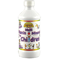 Dynamic Health Liquid Multivitamin with Minerals for Children