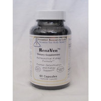 Premier Research Labs RenaVen Dietary Supplement 60 Vegetable Capsules