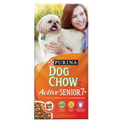 PurinaA Dog ChowA Active Senior Dog Food
