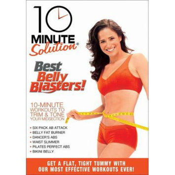 Starz / Anchor Bay 10 Minute Solution: Best Belly Blasters (DVD)