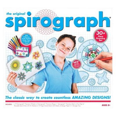 Original Spirograph Kit with Markers