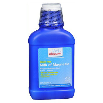 milk of magnesia titration