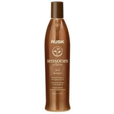 Rusk Sensories Wellness Heal Restorative Shampoo 400Ml/13.5Oz