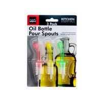 Bulk Buys GM822-24 Oil Bottle Pour Spouts Set