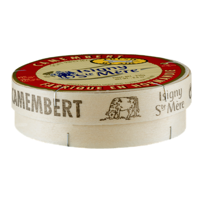 Camembert Isigny Ste Mere Soft Ripened Cheese