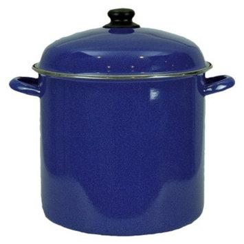 Granite Ware Columbian Home 8 Quart Stock Pot with Handles