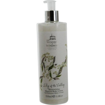 Woods of Windsor Woods Of Windsor Lily Of The Valley 245607 Moisturizing Hand And Body Lotion 11.8-Oz