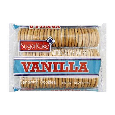 Sugar Kake Duplex Creme Sandwich Cookies