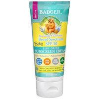 Badger Chamomile Baby Sunscreen