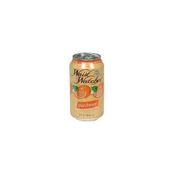Waist Watcher Diet Orange Soda, 12 OZ (Case of 4)