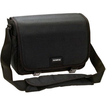 Olympus Carrying Case (Messenger) for Lens, Battery, Charger, Camera
