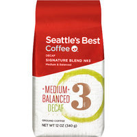 Seattle's Best Coffee Decaf Ground Coffee