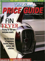 Kmart.com Old Cars Price Guide Magazine - Kmart.com