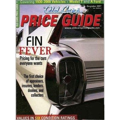 Kmart.com Old Cars Price Guide Magazine - Kmart.com