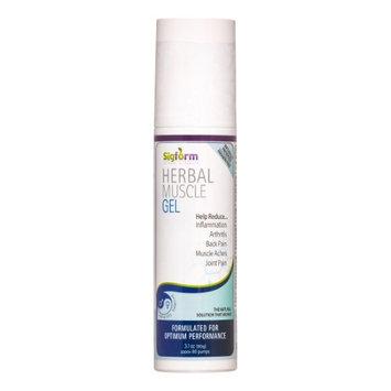 Herbal Muscle Gel Sigform 3 oz Liquid