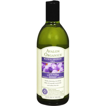 Avalon Organics Avalon Lavender Bath & Shower Gel
