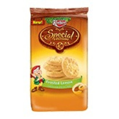Keebler Special Frosted Lemon Cookies