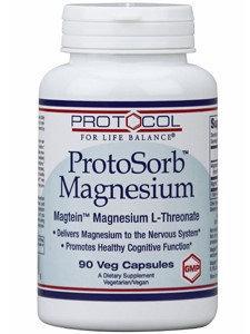Protocol For Life Balance Protosorb Magnesium 90 vegcaps
