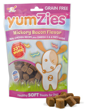 Sentron YumZies, Natural Hickory Bacon Flavor, Regular, 8 oz.