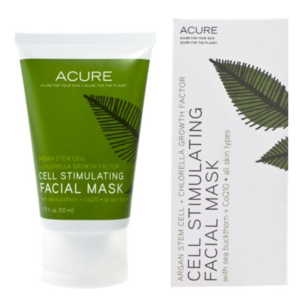 Acure Cell Stimulating Facial Mask