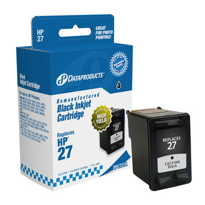 Dataproducts/n. Amer Supply Dv DPC727A COMPATIBLE REMANUFACTURED INK, 220 PAGE-YIELD, BLACK