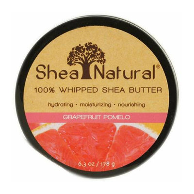 Shea Natural Whipped Shea Butter Grapefruit Pomegranate 6.3 oz
