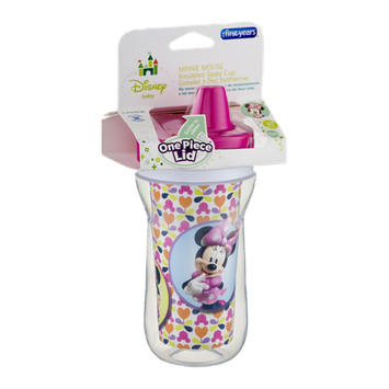 Minnie Insulated Sippy Cup 9oz