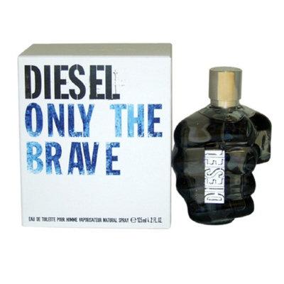 Men's Diesel Only The Brave by Diesel Eau de Toilette Spray - 4.2 oz