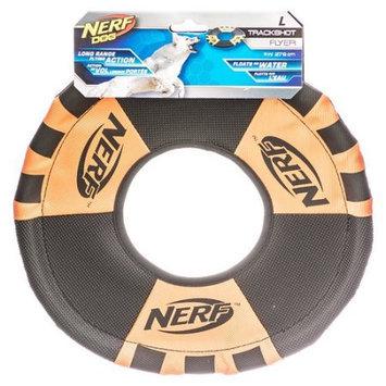 NERF Dog Nerf Trackshot Toss & Tug Ring Dog Toy: 11