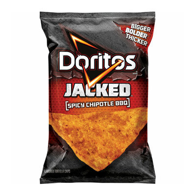 Doritos® Jacked Spicy Chipotle BBQ Tortilla Chips