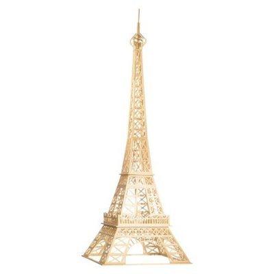Matchitecture Eiffel Tower Puzzle