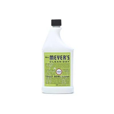 Mrs. Meyer's Clean Day Lemon Verbena Toilet Bowl Cleaner