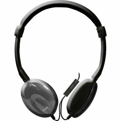 Maxell Classic Headphones - Silver