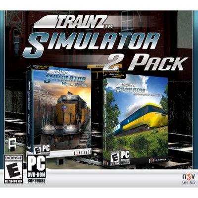Cosmi Trainz Simulator 2-Pack
