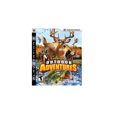 Activision Cabela's Outdoor Adventure