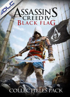Ubisoft Montreal Assassin's Creed IV Black Flag - Collectibles Pack