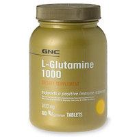 GNC L-Glutamine 1000